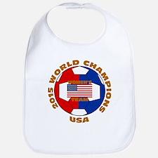 2015 World Champions Bib