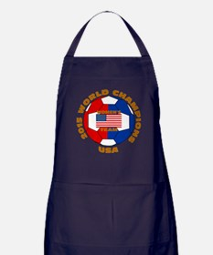 2015 World Champions Apron (dark)