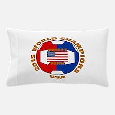 2015 World Champions Pillow Case