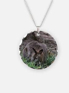 Unique Wallabies Necklace