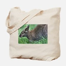 Cute Wallaby Tote Bag