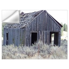 Ghost Town Wall Decal