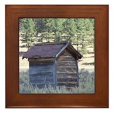 Old Barn Framed Tile
