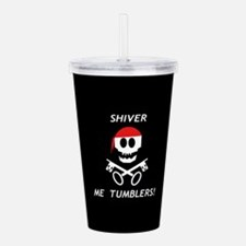 ShiverMe1 Acrylic Double-wall Tumbler