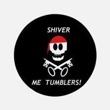"ShiverMe1 3.5"" Button (100 pack)"