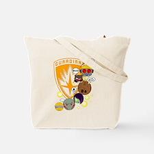 GOTG Guardians Team Comic Tote Bag