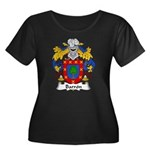 Barron Family Crest Women's Plus Size Scoop Neck D