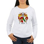 Barrio Family Crest Women's Long Sleeve T-Shirt
