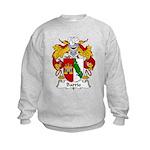 Barrio Family Crest Kids Sweatshirt