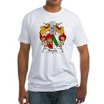 Barrio Family Crest Fitted T-Shirt