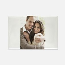 Prince William and Kate Magnets