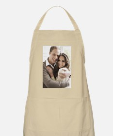 Prince William and Kate Apron