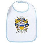 Barrientos Family Crest Bib