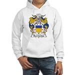 Barrientos Family Crest Hooded Sweatshirt