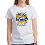 Barrientos Family Crest Women's T-Shirt