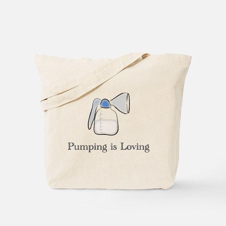 pumping.png Tote Bag
