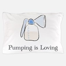 pumping.png Pillow Case