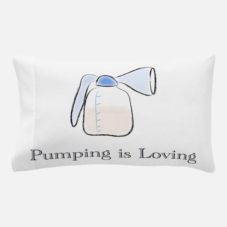 pumping.png Pillow Case
