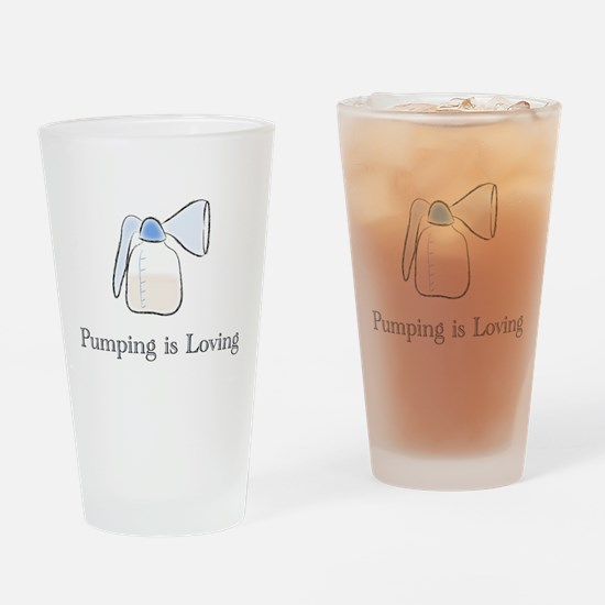 pumping.png Drinking Glass