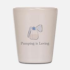 pumping.png Shot Glass