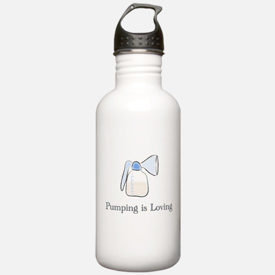 pumping.png Water Bottle