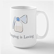 pumping.png Mugs