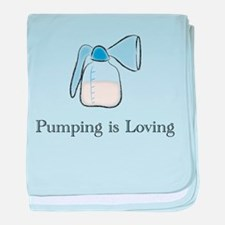 pumping.png baby blanket