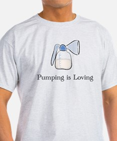 pumping.png T-Shirt