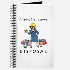 Cute Disposable Journal