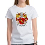 Barrantes Family Crest Women's T-Shirt