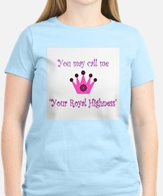 Your Royal Highness T-Shirt