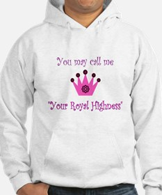Your Royal Highness Jumper Hoody