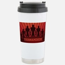 Personalized American F Travel Mug