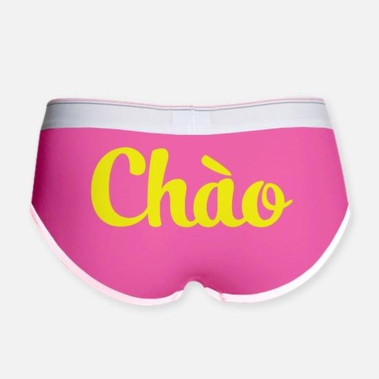 Chao / Hello ~ Vietnam / Vietnamese / Tieng Viet W