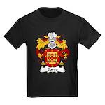 Barco Family Crest Kids Dark T-Shirt