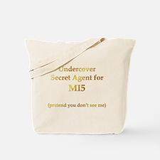 mi5agent.png Tote Bag