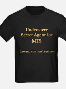 mi5agent.png T-Shirt