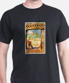 Pompei Italy ~ Vintage Travel T-Shirt