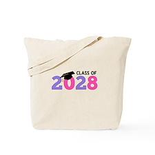 Class of 2028 Tote Bag