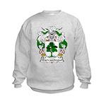 Barcaiztegui Family Crest Kids Sweatshirt