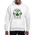 Barcaiztegui Family Crest Hooded Sweatshirt