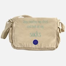 2-socks 2.png Messenger Bag