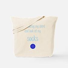 2-socks 2.png Tote Bag