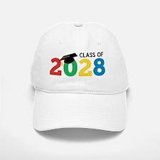 Class of 2028 Baseball Baseball Cap