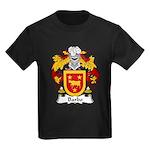 Barbo Family Crest Kids Dark T-Shirt