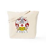 Barbena Family Crest Tote Bag