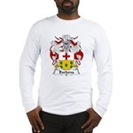 Barbena Family Crest Long Sleeve T-Shirt