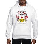 Barbena Family Crest Hooded Sweatshirt