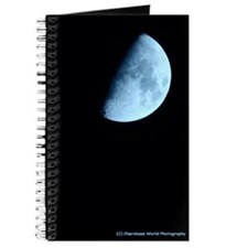 Light Blue Moon Journal