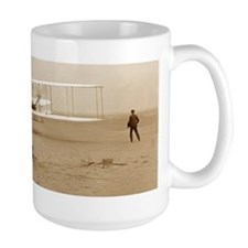 Wright Brothers' First Flight Mug